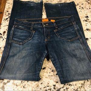 James Jeans Bootcut pentagon pocket Jeans 29